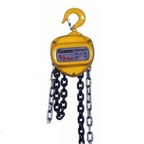 Таль ручная цепная Gutman KLE-1000 1т, 6м