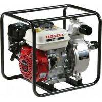Мотопомпа бензиновая Honda WB20xt для чистой воды