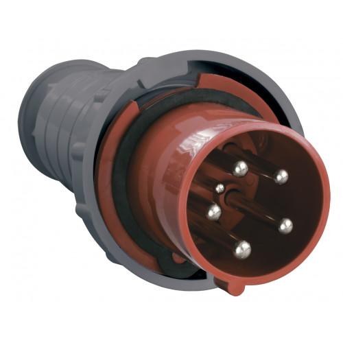 Вилка силовая IEK PSR02-063-5 63А