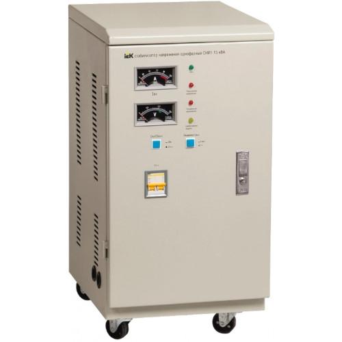 Стабилизатор напряжения ІЕК IVS10-1-15000, 15 кВА