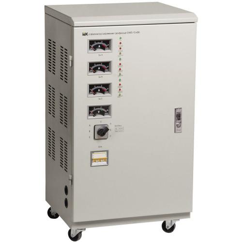 Стабилизатор напряжения ІЕК IVS10-3-20000, 20 кВА, напольный