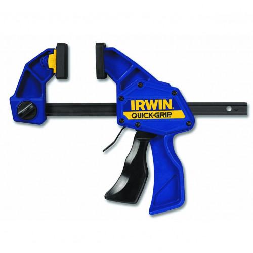 Струбцина IRWIN Quick Grip T518QCEL7 F-образная, 455 мм