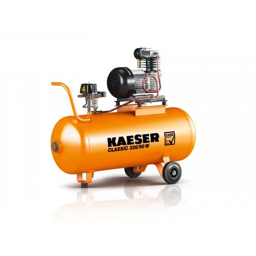 Компрессор воздушный KAESER Classic 320/90W  90 л