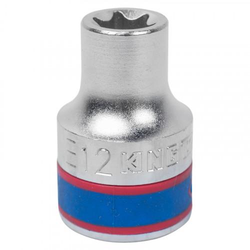 """Головка торцевая Е-Стандарт KING TONY E12 1/2"""", 437512М"""