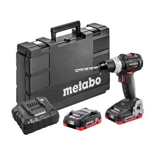 Аккумуляторный ударный шуруповерт Metabo SB 18 LT BL SE бесщёточный (602368800)