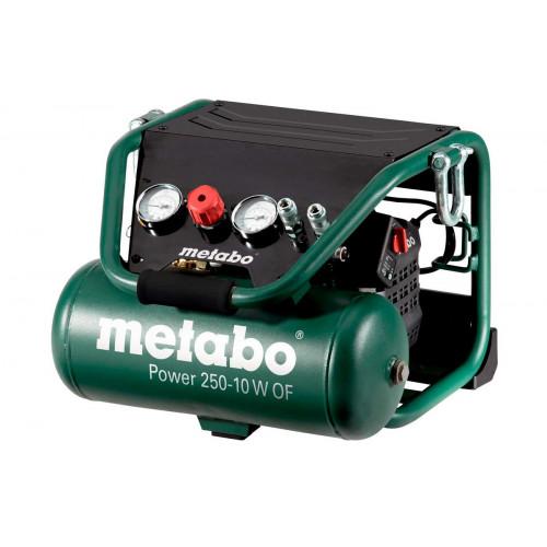 Компрессор Metabo POWER 250-10 W OF безмаслянный (601544000)