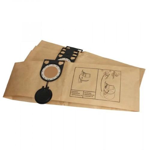 Мешок бумажный к пылесосу Metabo ASSA 1201/1202 20л (5шт)
