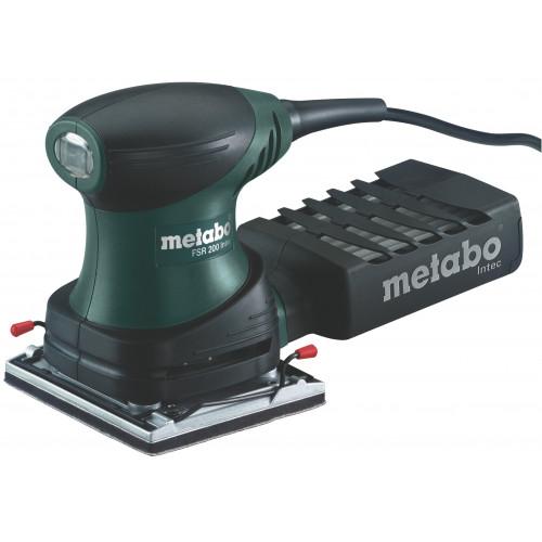 Виброшлифмашина Metabo FSR 200 Intec (600066500)