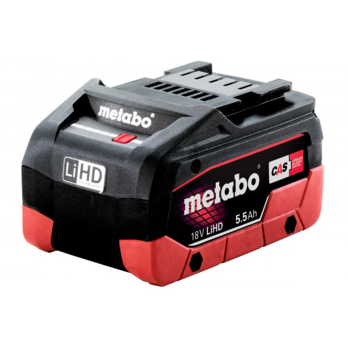 Аккумулятор Metabo LiHD 18 В 5.5 А*ч (625368000)