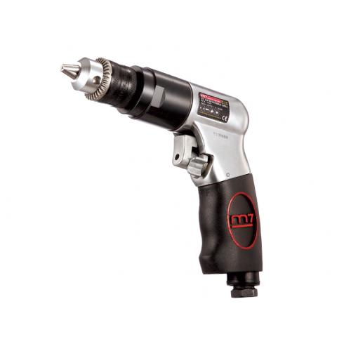 Пневмодрель Mighty Seven QE-333 1800 об/мин патрон-цанга 10 мм