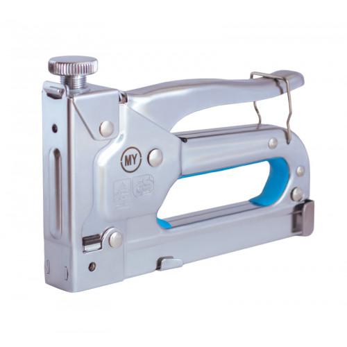 Степлер строительный My Tools 4-14 мм
