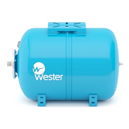 Гидроаккумулятор Wester WAO 50 горизонтальный, 50л