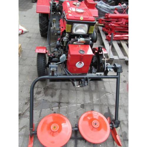 Косилка роторная VULKAN с гидравликой для минитрактора