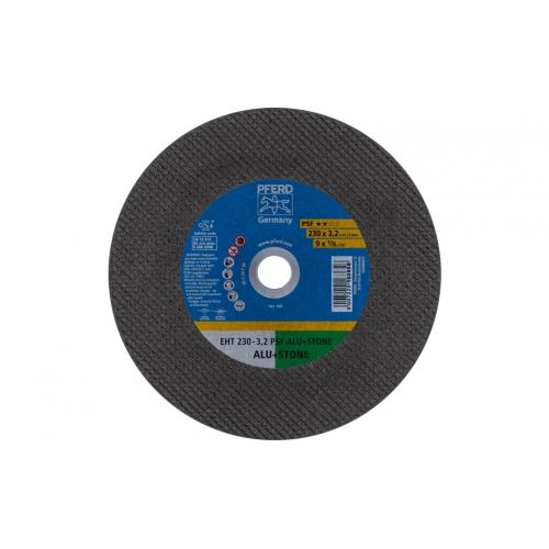 Круг отрезной Pferd 230*3,2*22 мм алюминий, камень