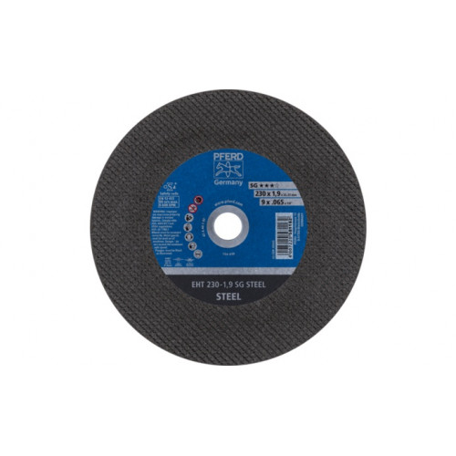 Круг отрезной Pferd 230*1,9*22 SG-ELASTIC сталь