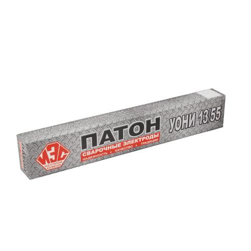 Электроды сварочные Патон УОНИ-13/55, 450 мм, 5 мм, 5 кг