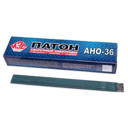 Электроды сварочные Патон АНО-36, 350 мм, 3 мм, 5 кг