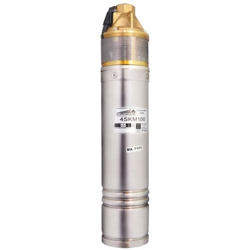 Насос EuroAqua 4SKM 100 скважинный вихревой