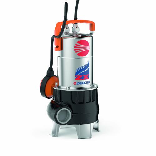 Насос фекальный Pedrollo ZXm 1A/40 для канализации (ZXm 1A/40)