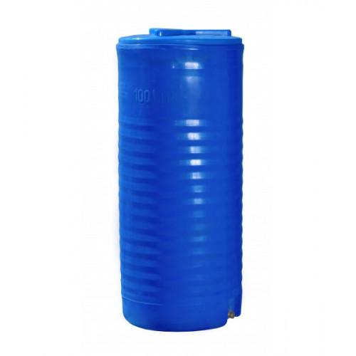 Емкость Пласт Бак 500 л. узкая, вертикальная, двухслойная