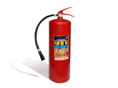 Порошковый и углекислотный огнетушители: особенности применения