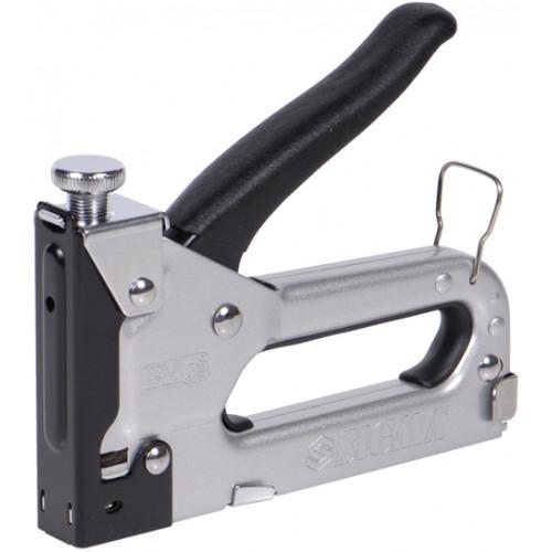 Степлер строительный SIGMA  4-14 мм черный