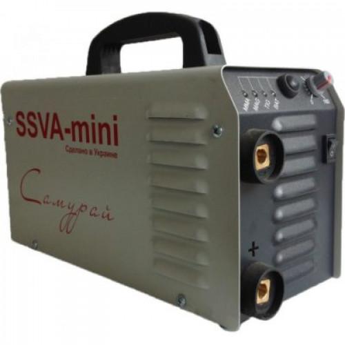 Инвертор сварочный SSVA-mini Самурай