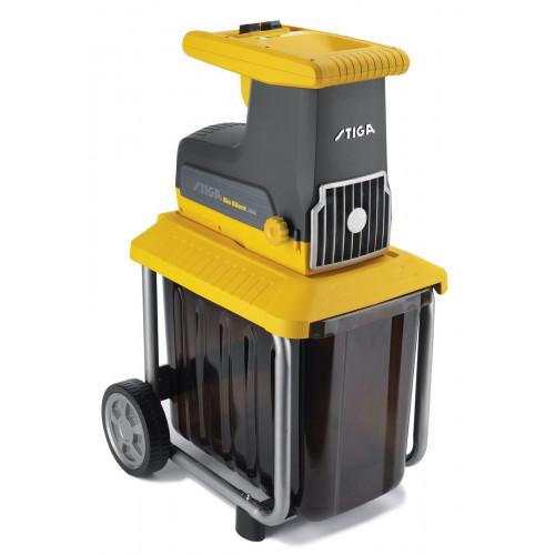 Садовый измельчитель Stiga BIO Silent 2500, фрезерный механизм