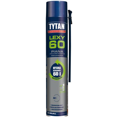 Пена монтажная TYTAN О2 Lexy 750 мл