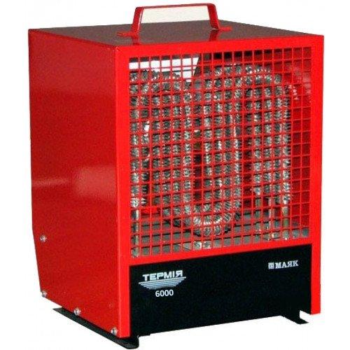 Тепловентилятор электрический Термия 6000 (АО ЭВО 6,0/0,4)