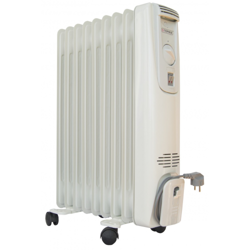 Масляный электрический радиатор Термия 1,2 кВт 6 секций