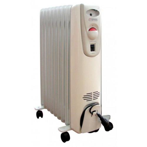 Масляный радиатор электрический Термия 1,5 кВт 8 секций