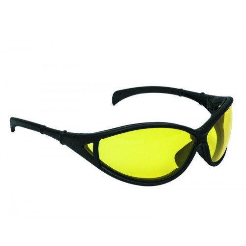 Очки защитные Truper Interpid LEDE-XA (желтые)