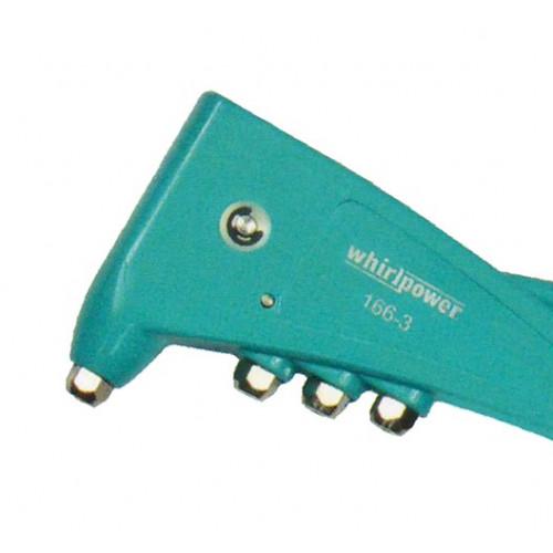 Заклепочный пистолет Whirlpower для заклепок из нержавейки