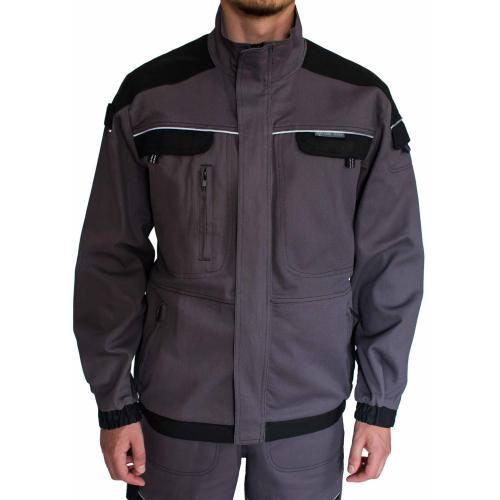Куртка рабочая ARDON COOL TREND (M-XL) серо-черная