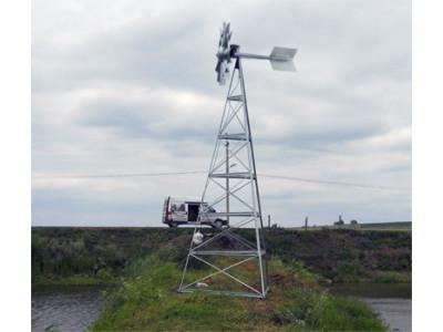 Аэрационные системы Koenders для прудов и водоемов
