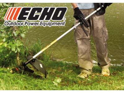 Мотокосы ECHO из Японии – залог качества и производительности