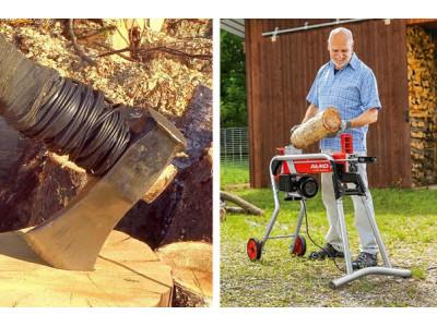 Что лучше для рубки дров - дровокол или топор (колун)?