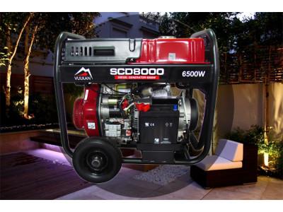 Что такое дизельный генератор и как он работает?