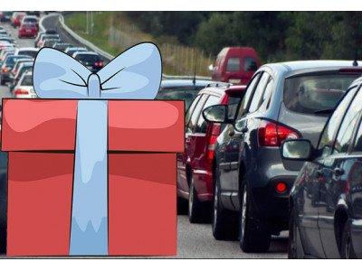 День водителя – что подарить?