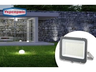 LED прожекторы: что это, как работает и где применяется