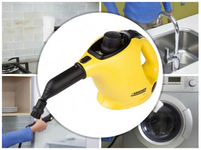 Пароочиститель: назначение, принцип работы, сфера применения