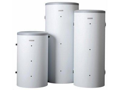Применение аккумулирующего бака для сохранения тепла