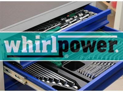 Ручные инструменты для ремонта ТМ Whirlpower: обзор ассортимента