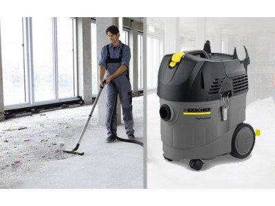 Выбор строительного пылесоса: основные характеристики