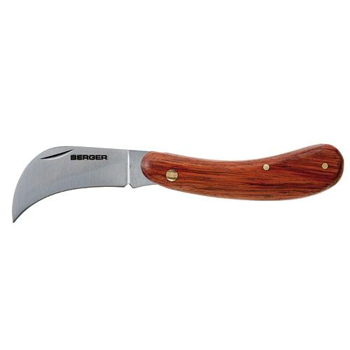 Серповидный садовый нож BERGER 3910