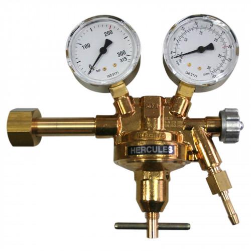 Редуктор сварочный Binzel 514.D034, 6 мм, 2 манометра