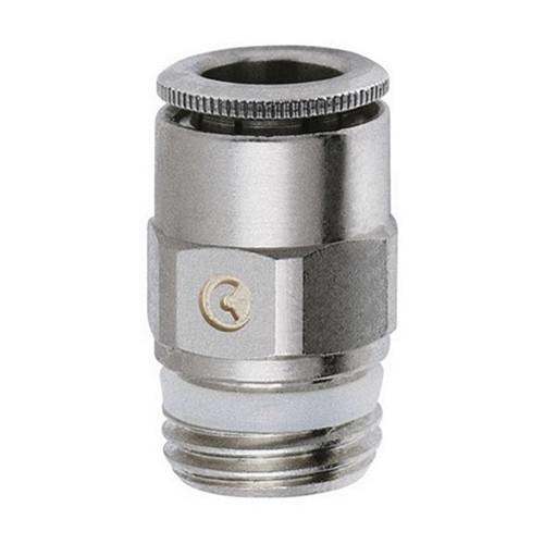 Соединение Camozzi S6510 10-1/4 под трубку 10 мм