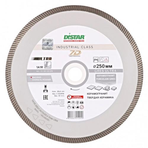 Диск алмазный DI-STAR 1A1R 250x1,6x10x25,4 Gres Ultra (11120159019)