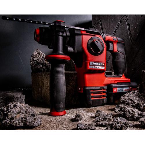 Аккумуляторный перфоратор Einhell HEROCCO бесщёточный Каркас (4513900)